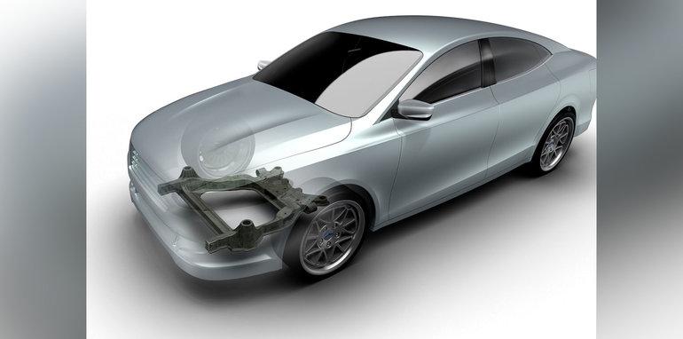 Fordova gama možda dobija podšasiju od plastike ojačane ugljeničnim vlaknima
