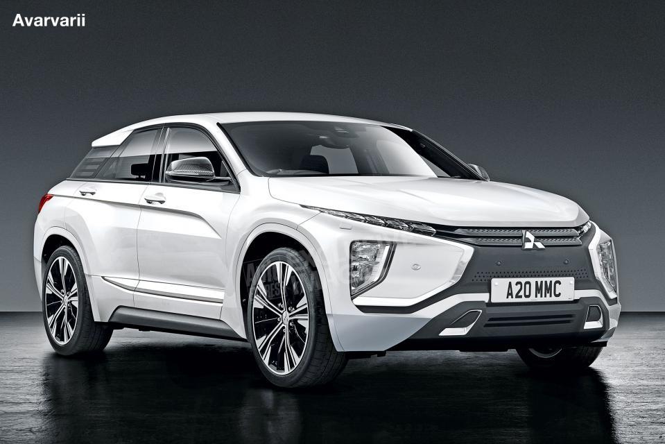Novi Mitsubishi Lancer biće krosover