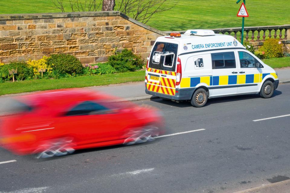 Polovina vozača smatra da je prekoračenje brzine sasvim prihvatljivo
