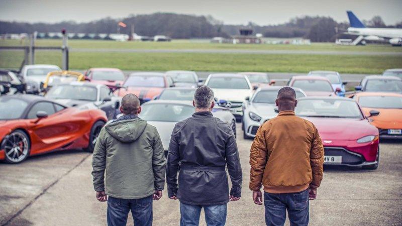 Top Gear ostaje bez test staze