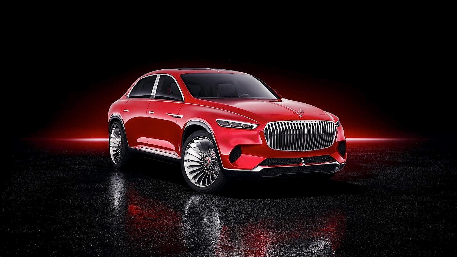Maybach predstavio konceptualni SUV (galerija)