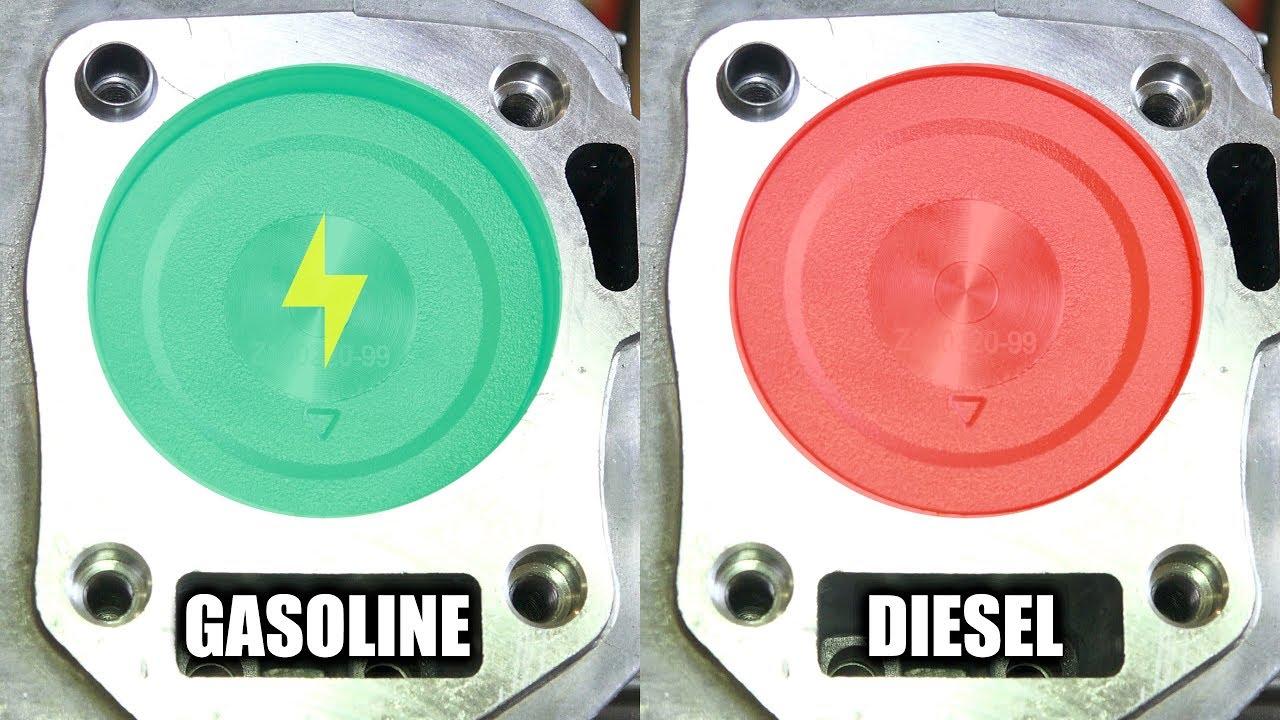 Zašto dizel motori raspolažu višim obrtnim momentom od benzinskih? (VIDEO)