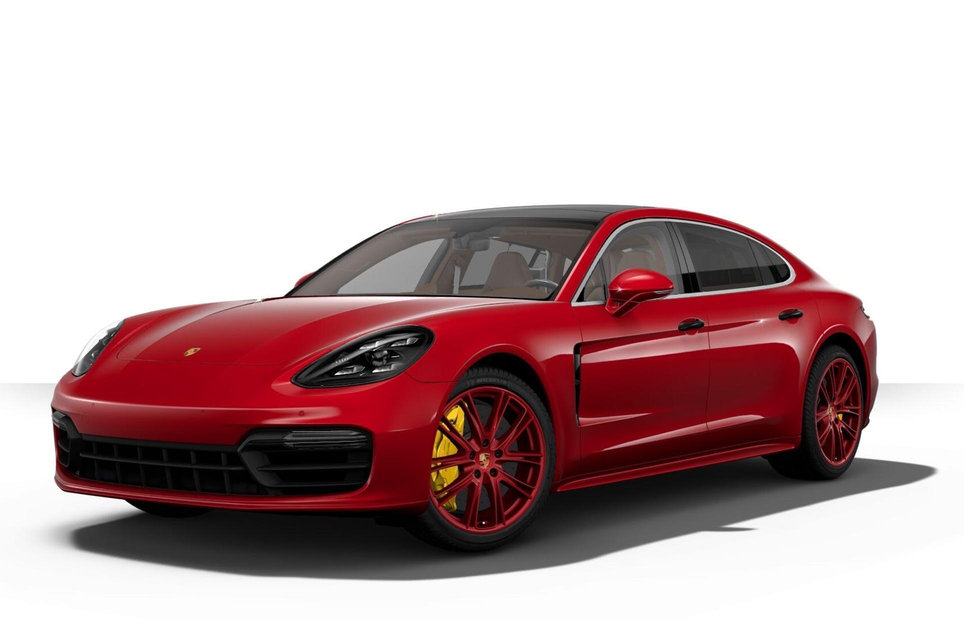 Kako konfigurisati Porsche Panameru tako da vam niko ne pozavidi što je posedujete