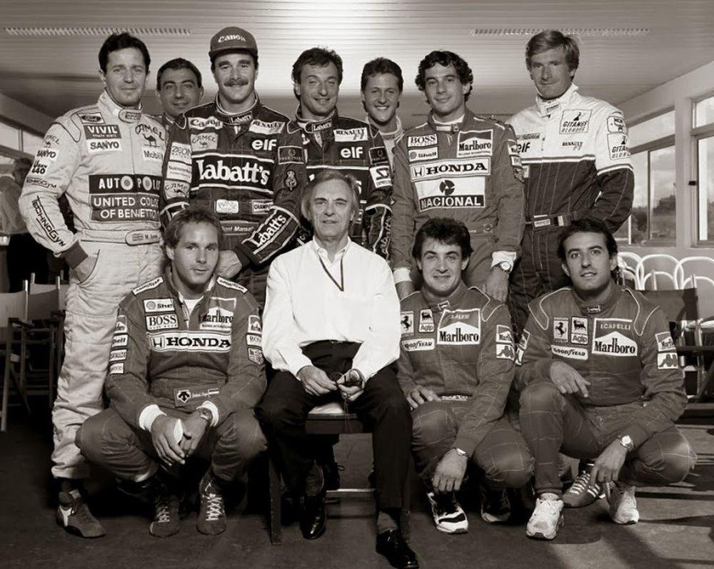 Berni Eklstoun kupio McLaren Ajrtona Sene