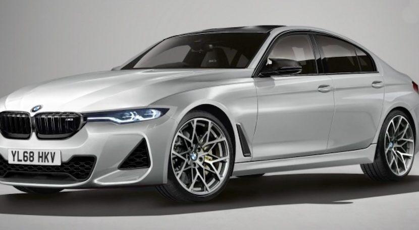 Nova generacija BMW-a M3 na Nirburgringu