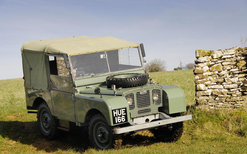 70 godina Land Rovera – modeli koji su obeležili istoriju