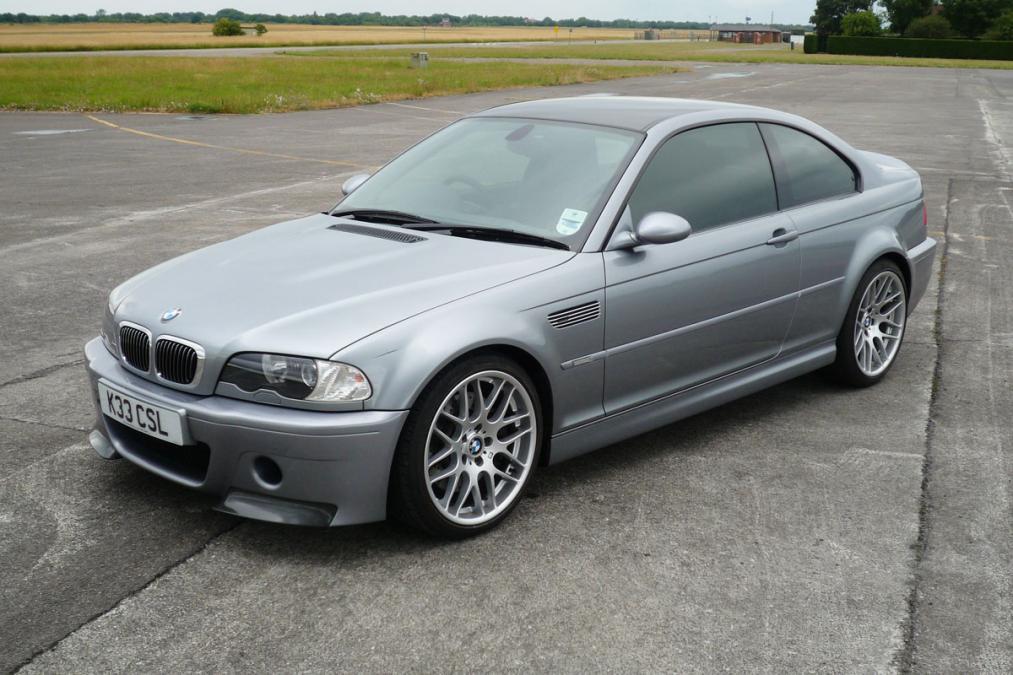 Veliki povratak BMW-ove CSL oznake