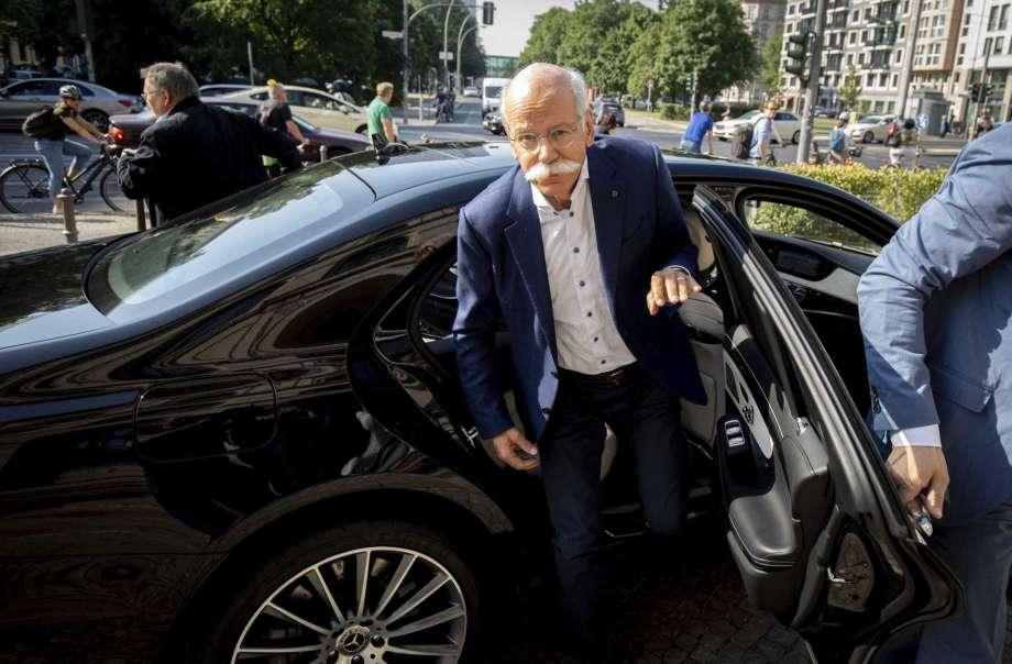 Diter Ceče na saslušanju povodom dizel skandala