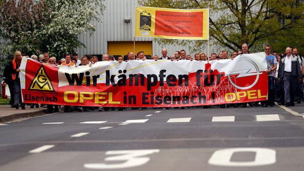 Pao dogovor između Opela i sindikata