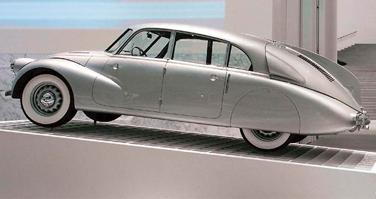 "Tatra ""Streamlined"" – Zaboravljeni"