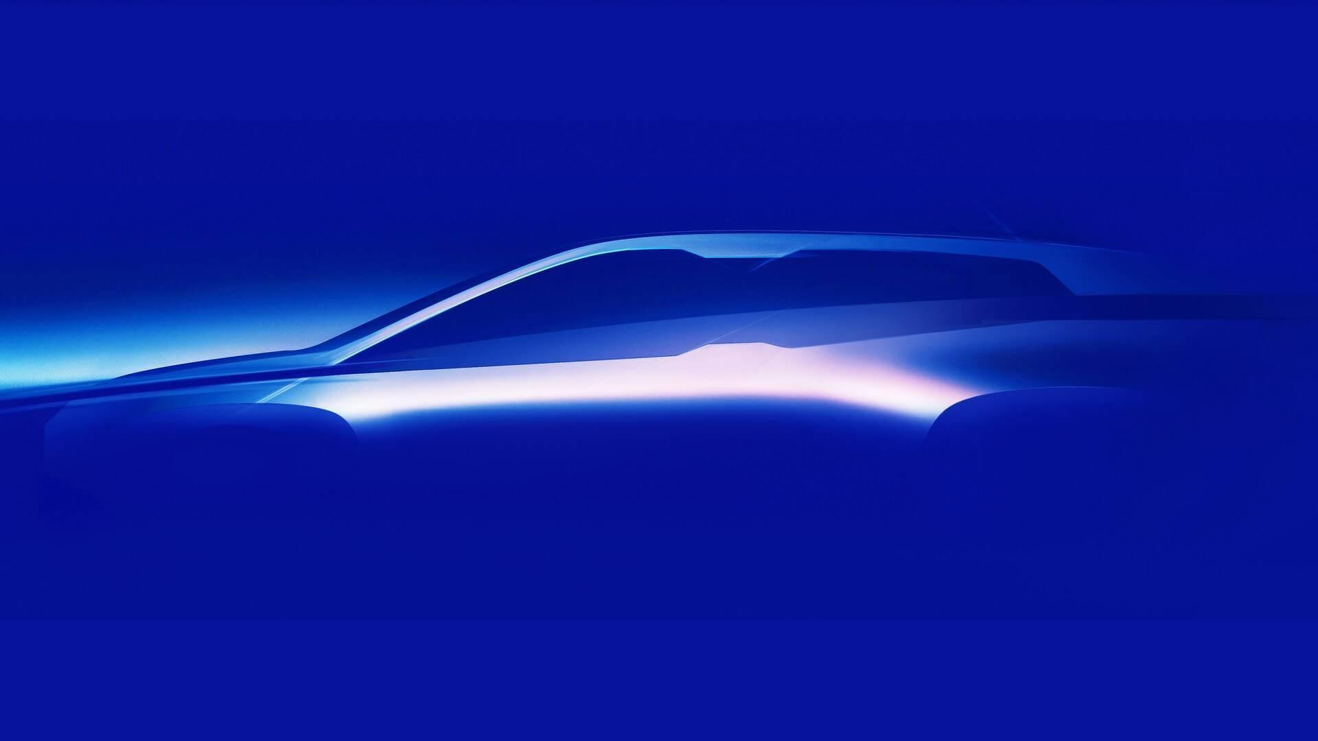 BMW iNEXT će biti električni SUV srednje veličine