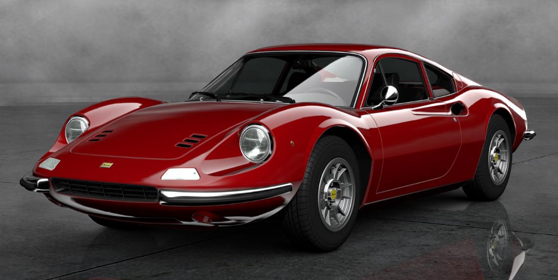 Ferrari Dino – simbol jedne uspomene