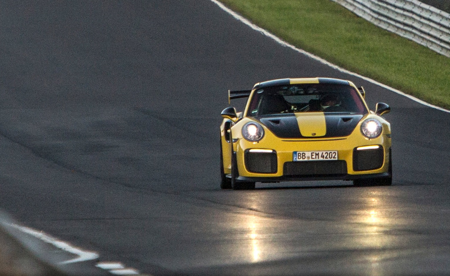 Oficijelno 10 najbržih serijskih modela na Nirburgringu