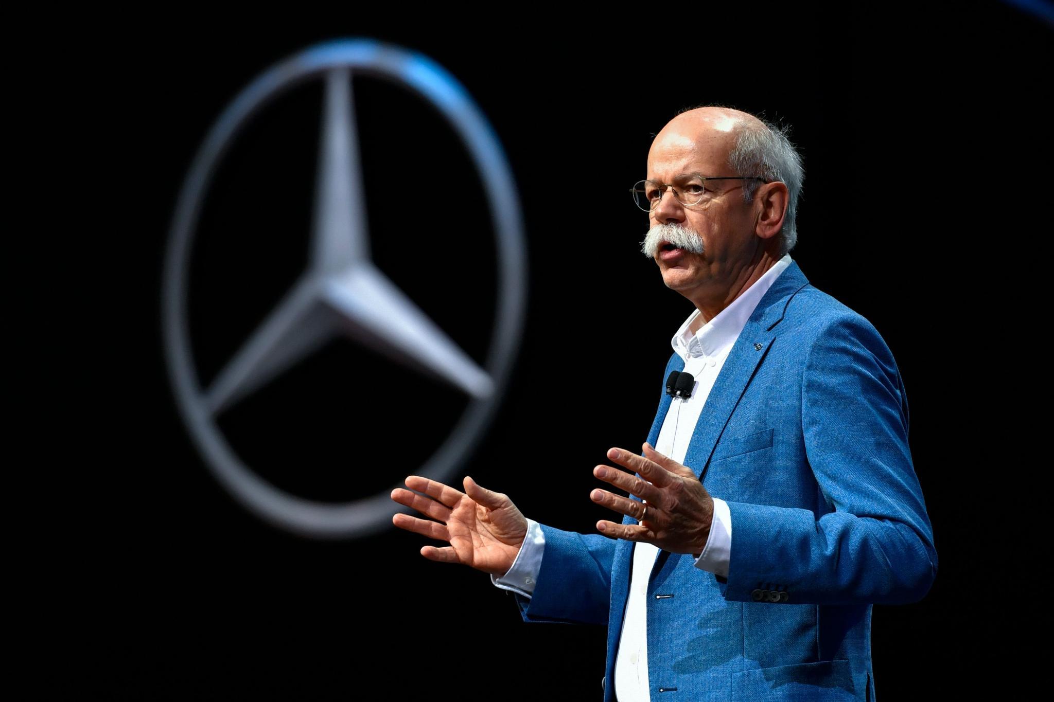 Daimler ima plan ako dođe do pokušaja neprijateljskog preuzimanja