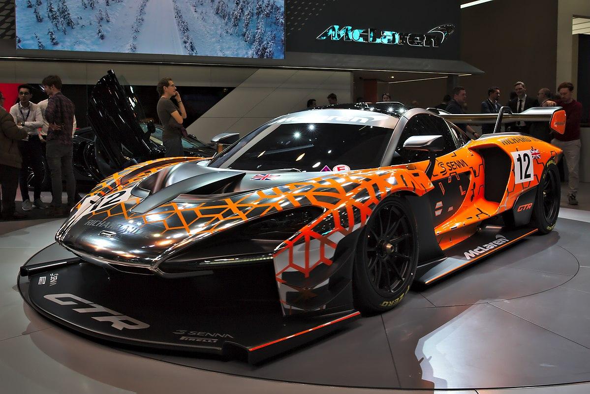 Zanimljivost dana: Kako je nastao McLaren amblem?