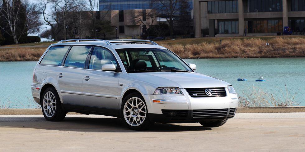 Zanimljivost dana: Volkswagen Passat B5.5 W8