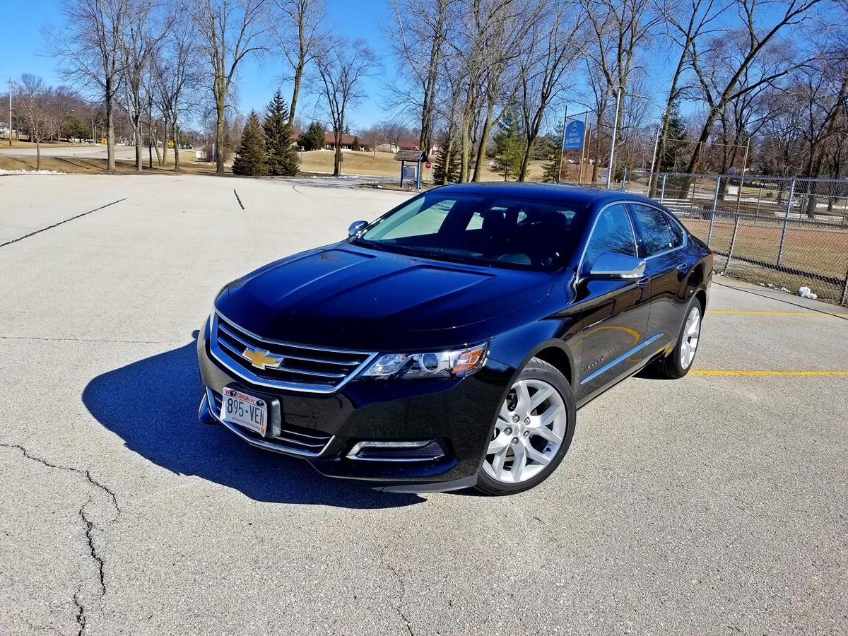 Chevrolet Impala Premier – Vuk dlaku menja ali…