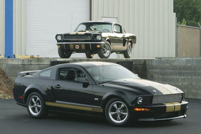 Zanimljivost dana: Ford Mustang Shelby GT350H