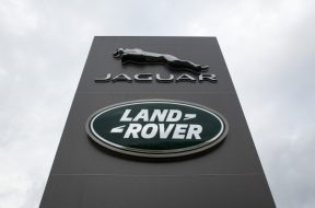 Production Of Land Rover Defenders At Tata Motors Ltd.'s Jaguar Land Rover Vehicle Manufacturing Plant