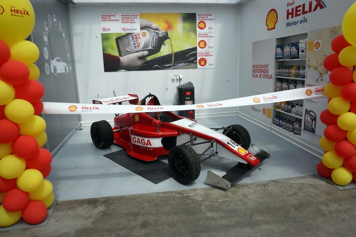 Prvi Shell brzi servis na Balkanu – Trio Motors Novi Sad (VIDEO)
