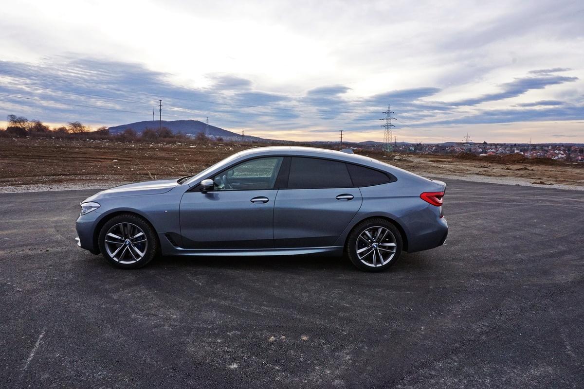 Nova ulaznica u svet BMW serije 6 GT je 620d