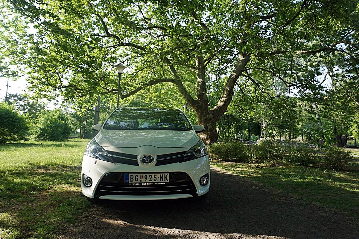 Toyota Verso 1.6 D-4D Sol (2015.) – Jarac u horoskopu