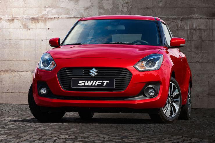 Suzuki: Prodato šest miliona Swiftova!