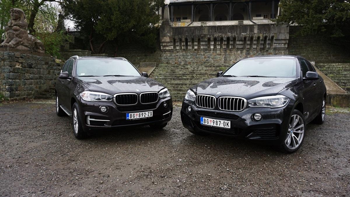 Novi BMW X5 premijerno u Parizu?
