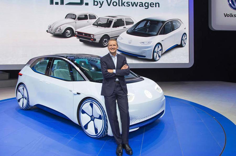Šef VW grupe: Bili smo nezgrapni, spori poput džinovskog tankera