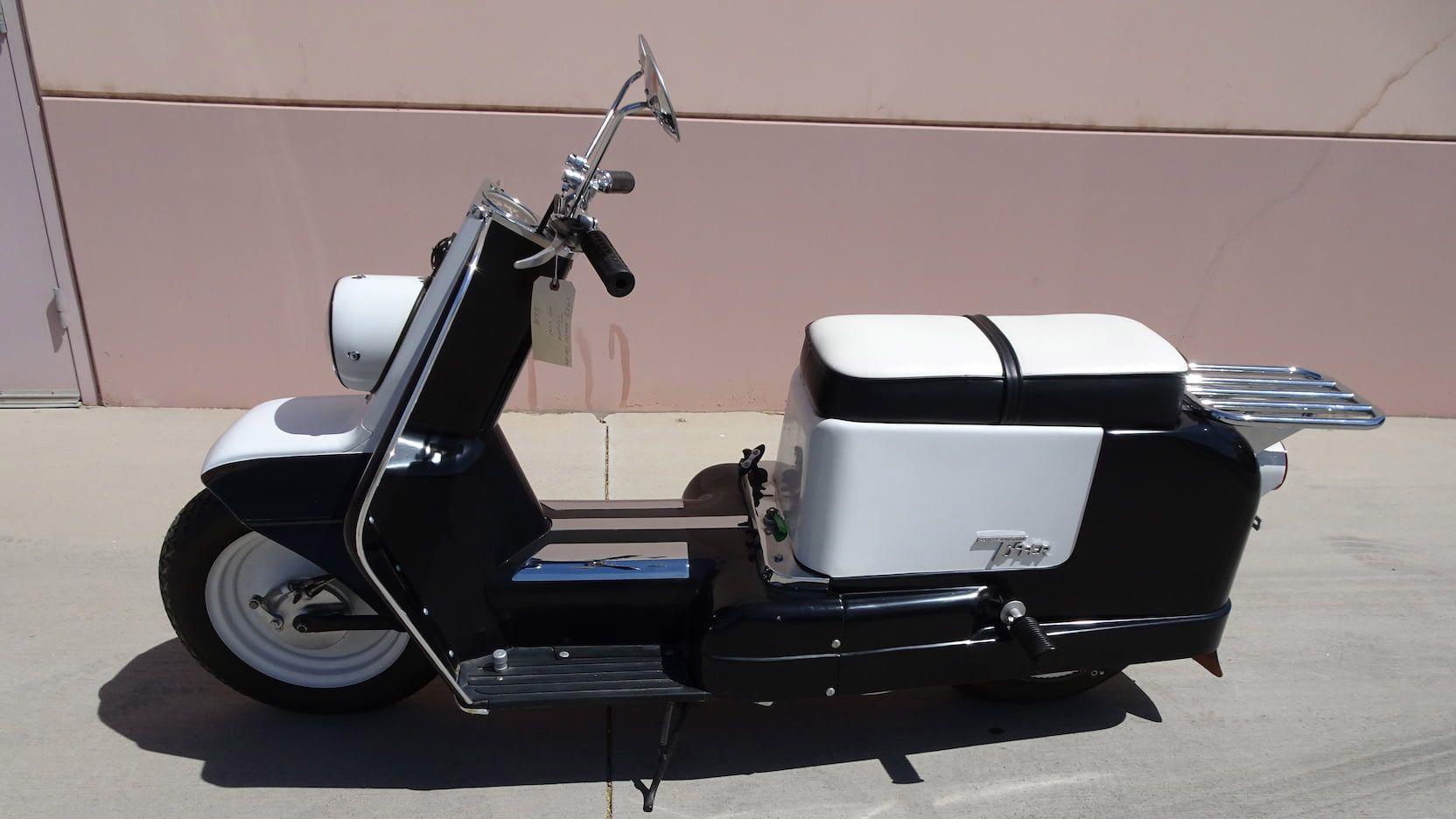 Zanimljivost dana: Kada je Harley-Davidson proizvodio skuter