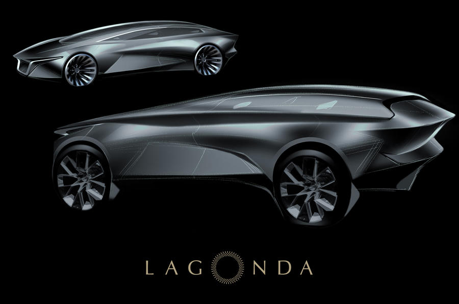 Lagonda se vraća na scenu!