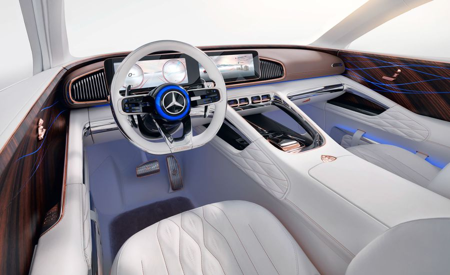 Priča o enterijeru nove generacije modela Mercedes-Benz S klase