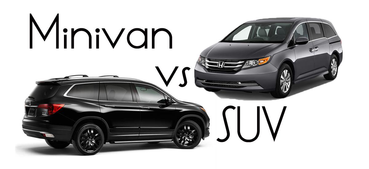 Porodični automobili: SUV protiv minivana