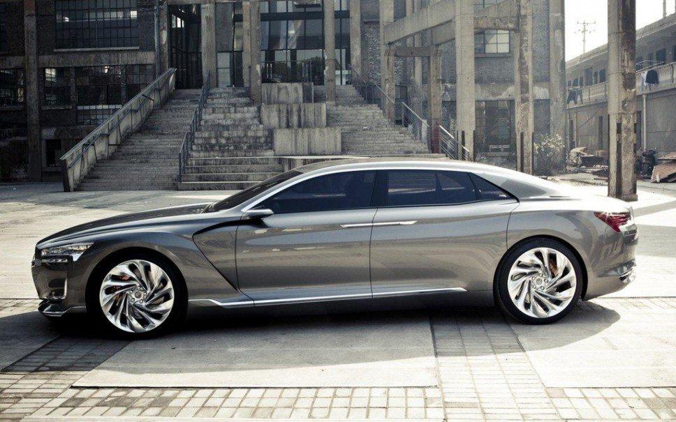 Francuski luksuz – perjanica DS 8 stiže 2020. godine