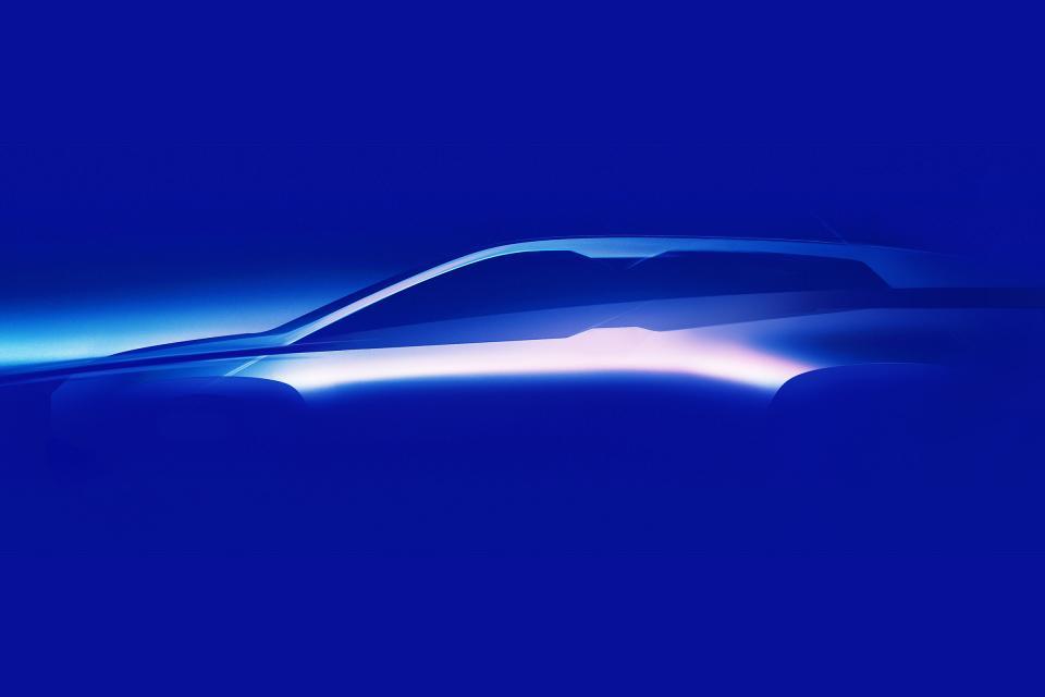 BMW iNEXT SUV koncept će biti predstavljen ove godine