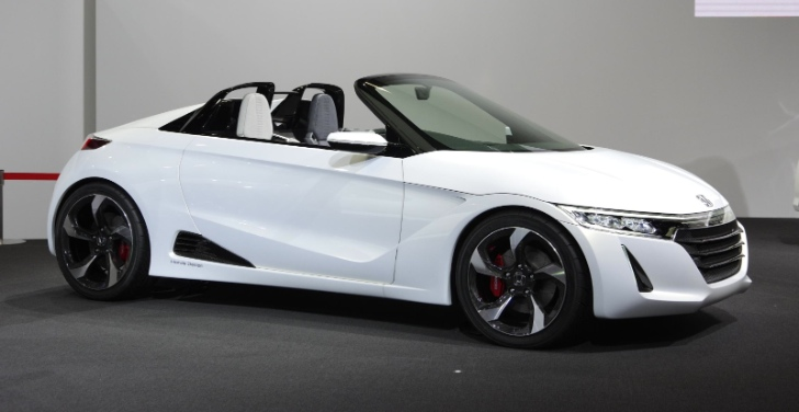 Za Mazdu MX-5 svi znamo, a jeste li videli model Honda S660?