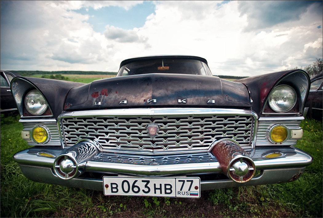 Automobili iz SSSR-a koji su na ovaj ili onaj način obeležili vreme u kojem su postojali