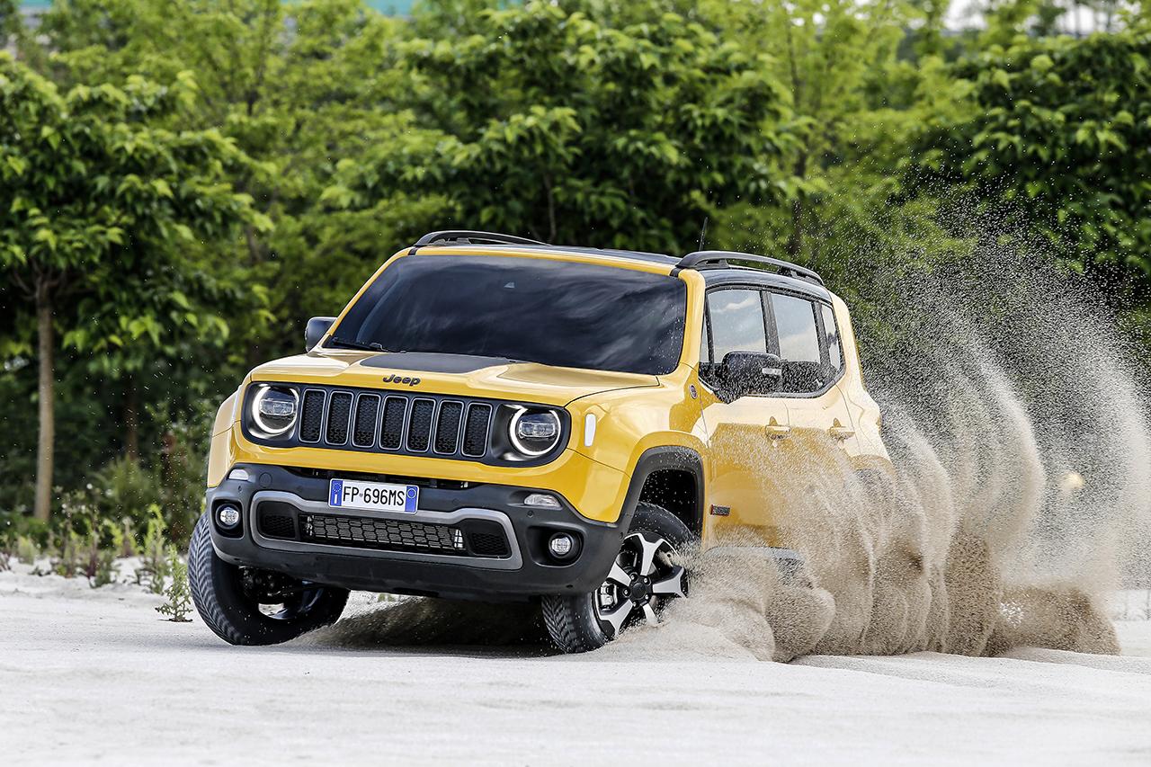 Predstavljen Jeep Renegade za 2019.