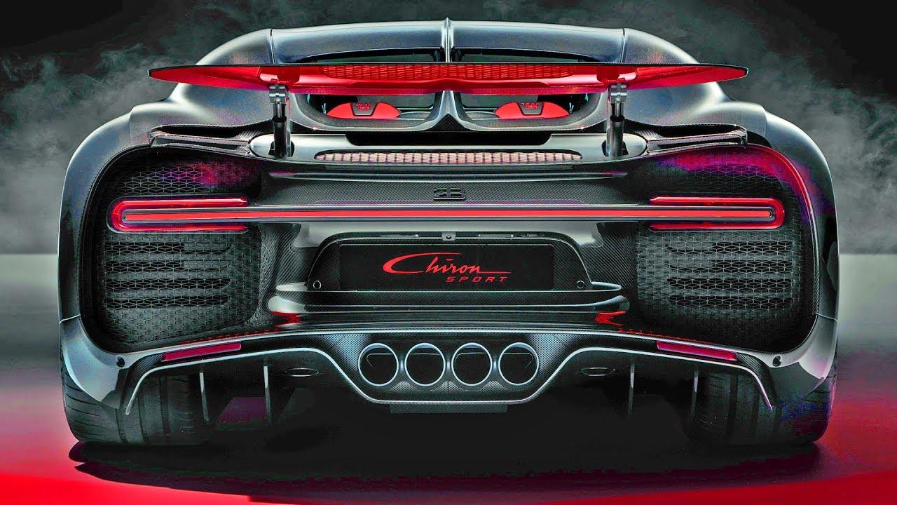 Dva Bugatti Chirona na Nirburgringu (VIDEO)