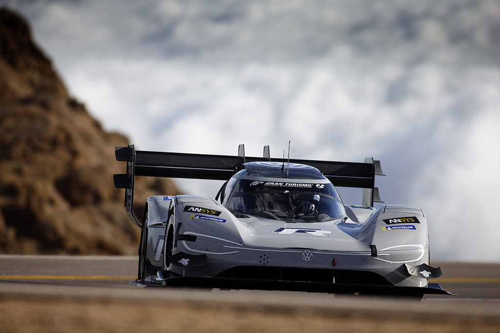 Kako je VW I.D. R Pikes Peak oborio rekord (VIDEO)