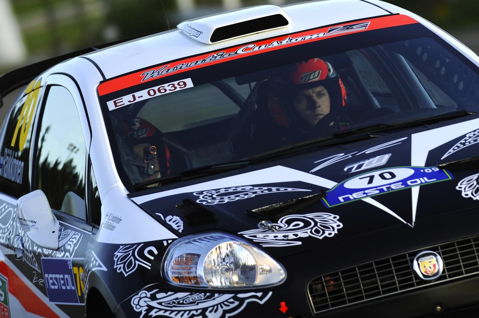 Toyota želi da Kimi Raikonen testira Yaris WRC