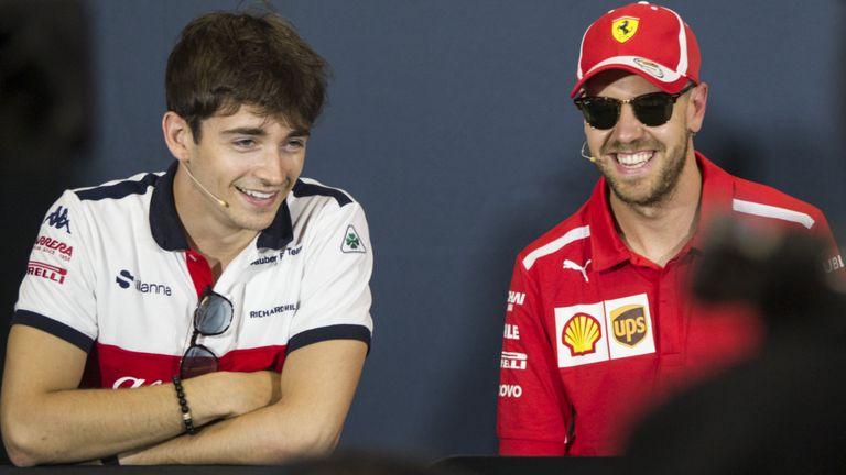 Šarl Leklerk potpisao dvogodišnji ugovor s Ferrarijem