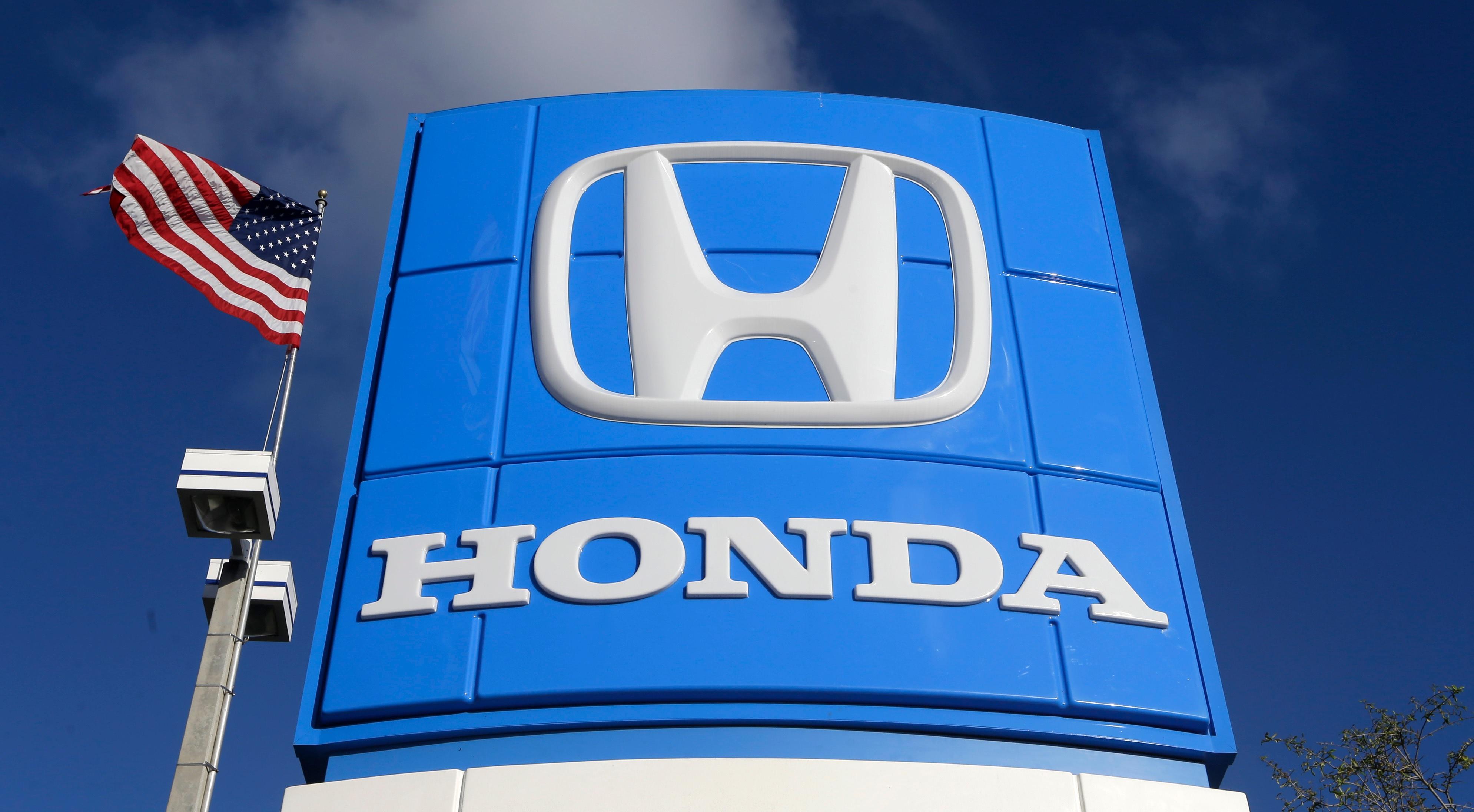 """""""Najameričkiji"""" automobil – Honda"""
