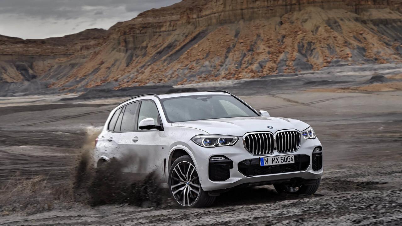 Novi BMW X5 u pokretnim slikama (VIDEO)