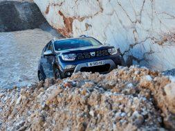 2017 – Essais Presse Nouveau Dacia DUSTER en Grèce
