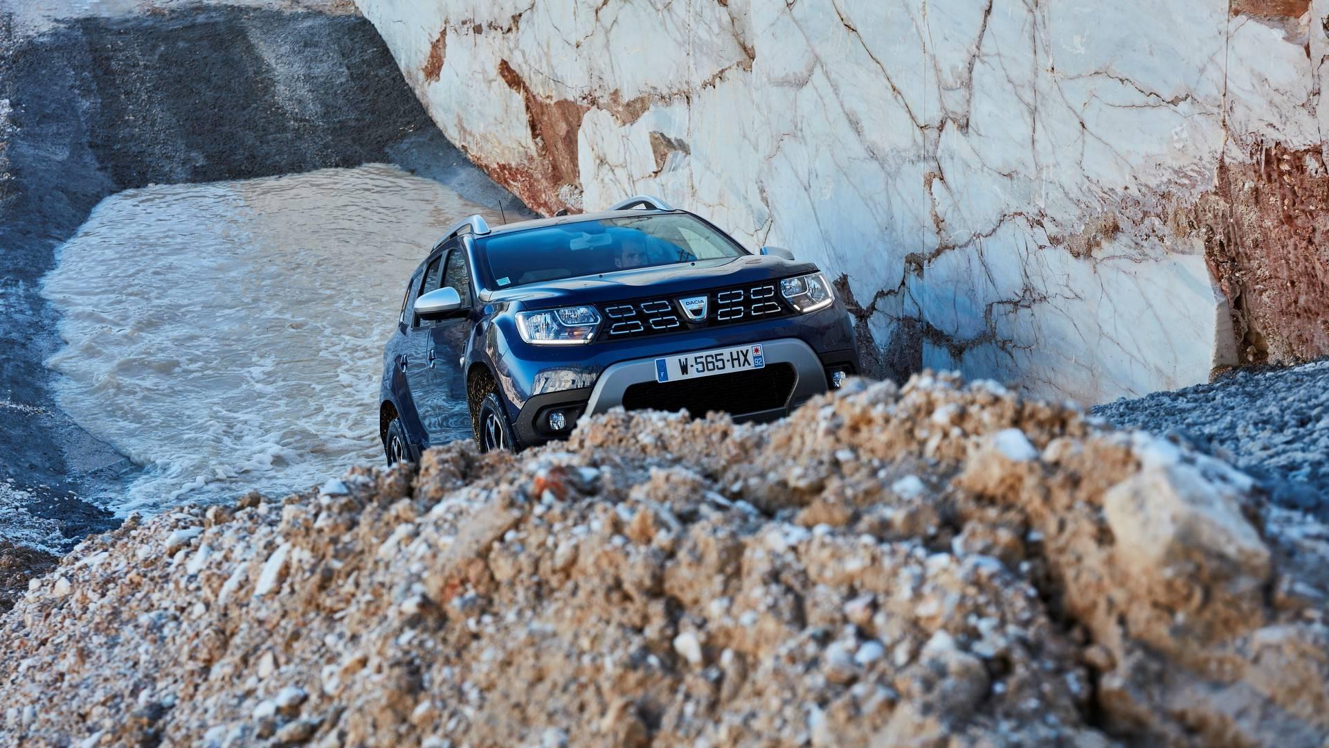 "Dacia Duster dobija nove, ""Blue"" dCi motore"