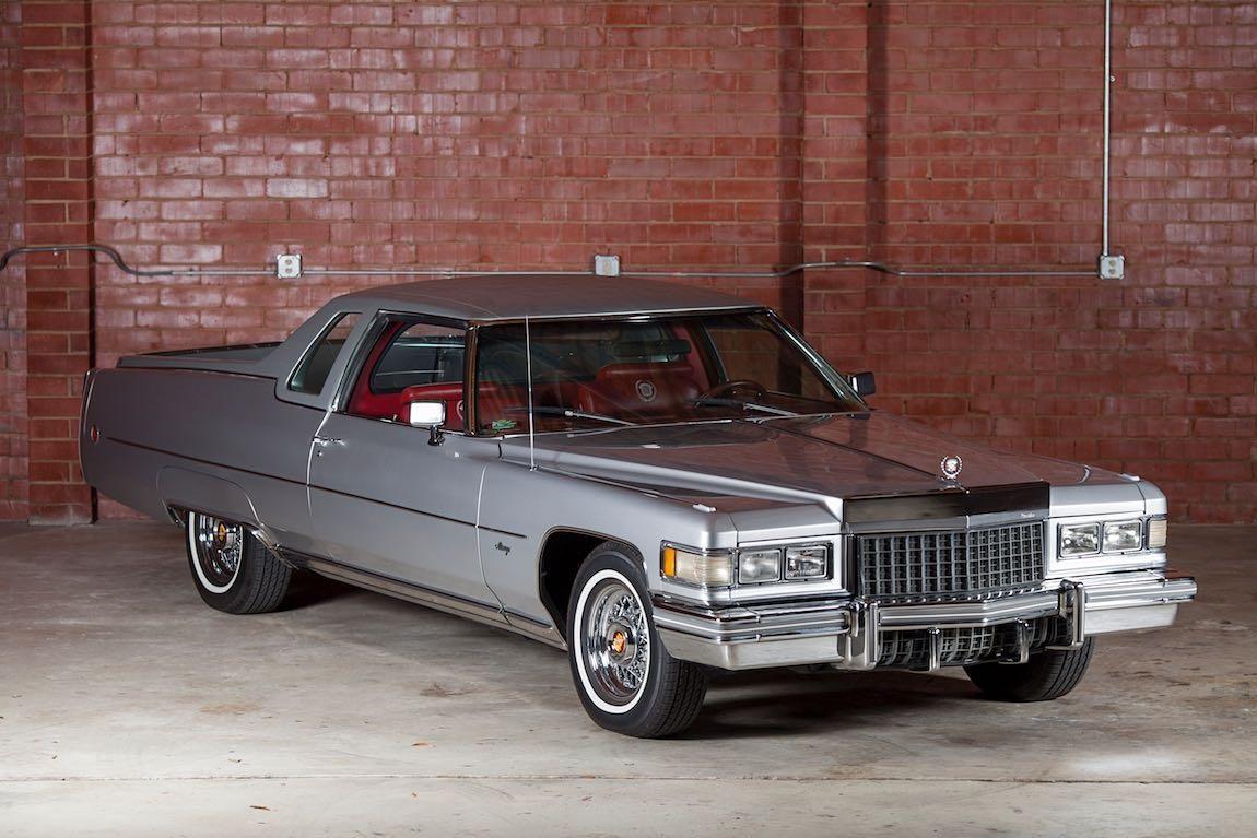 Zanimljivost dana: Cadillac Mirage – prvi (serijski) premijum pikap