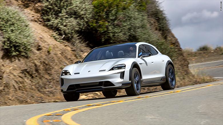 Porsche sledeće godine predstavlja modele Taycan i Cayenne kupe