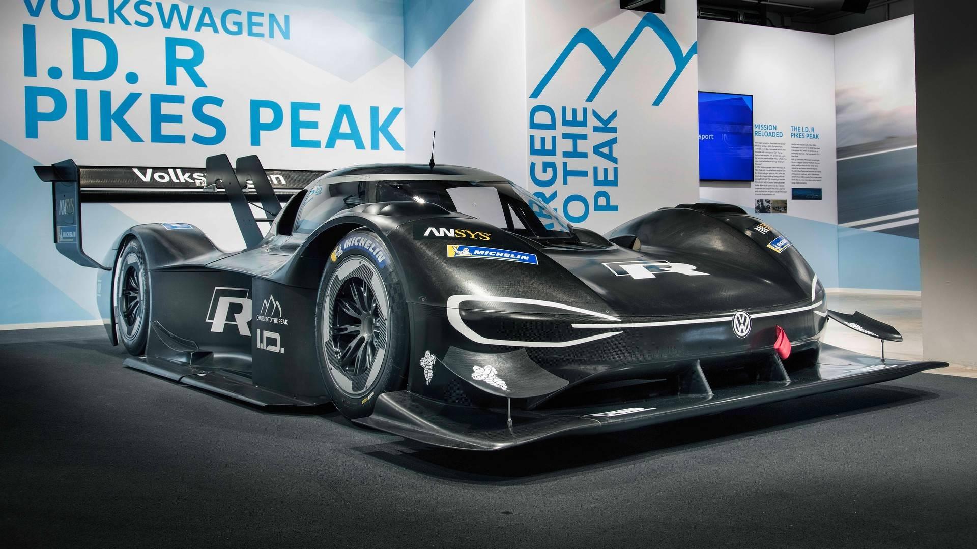 Volkswagen I.D. R Pikes Peak spreman za napad na rekord (VIDEO)