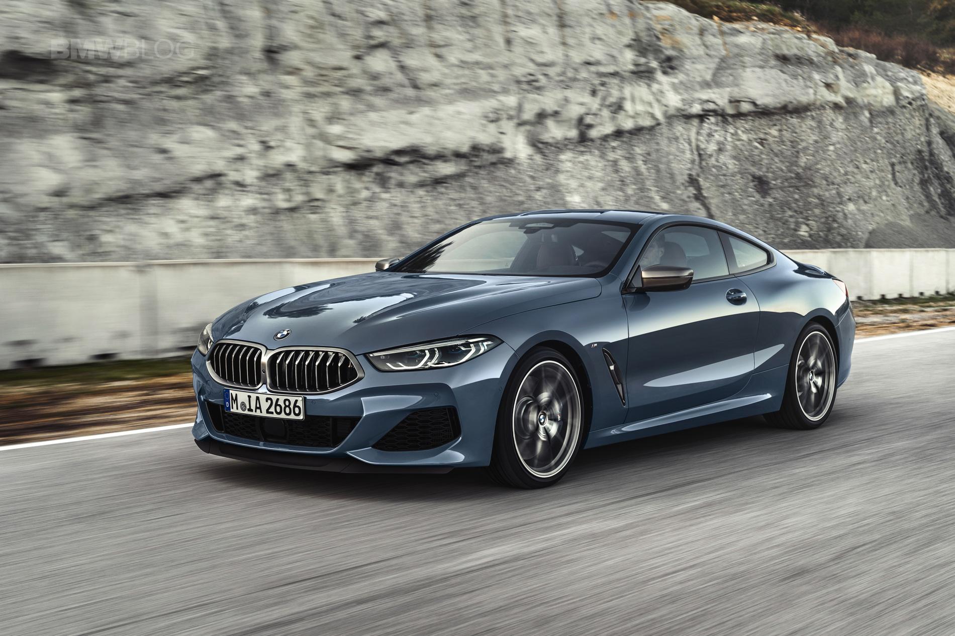 BMW serija 8 dostupna i u dizel verziji